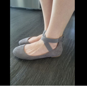 Shoes - Ballerina flats Grey